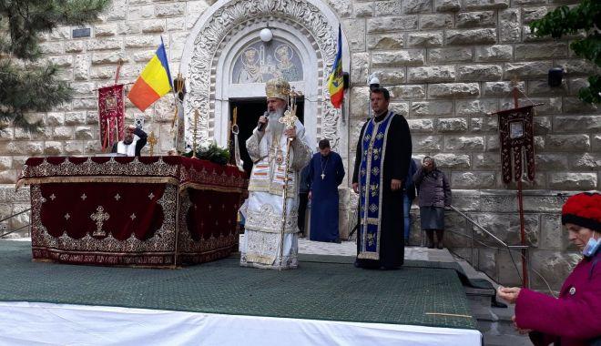 IPS Teodosie, despre acuzaţiile Patriarhiei, referitoare la înfiinţarea Mitropoliei Tomisului - 18917493028895088943698719707188-1621595849.jpg