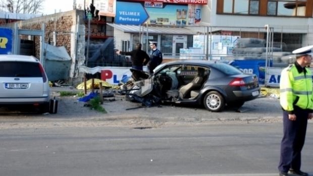 Foto: Tânărul care a accidentat mortal cinci persoane, într-o staţie de autobuz, eliberat condiţionat