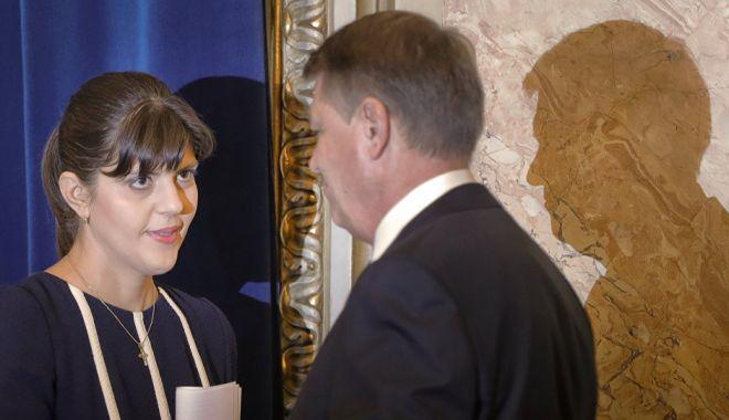"""Foto: """"Desemnarea lui Kovesi procuror-șef european - o reușită; i-am mulțumit lui Macron pentru implicare"""""""