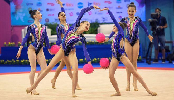 Gimnastică ritmică / Ansamblul de junioare al României, locul 12 la Campionatul European - 19760288817208495381026465419282-1623393398.jpg
