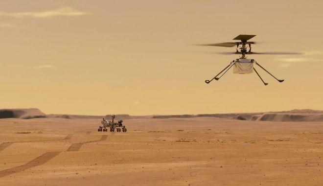 NASA a publicat prima înregistrare audio a zborului minielicopterului Ingenuity pe Marte - 1anillustrati-1620463153.jpg