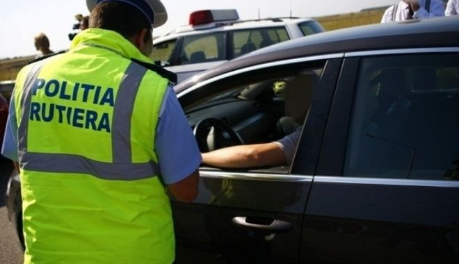 Foto: Nouă şoferi din Constanţa au rămas fără permis! Ce spun oamenii legii