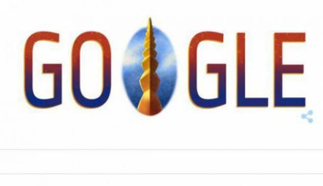 """Foto: Ziua Națională a României. Google sărbătorește 1 Decembrie printr-un logo """"românesc"""""""