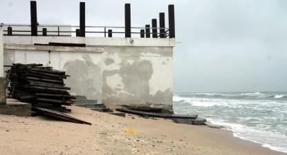 Foto: Toate primăriile de pe litoral au fost amendate de Inspectoratul de Stat în Construcţii