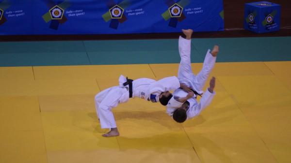 Foto: Judo / Bronz pentru 2 români la mondiale