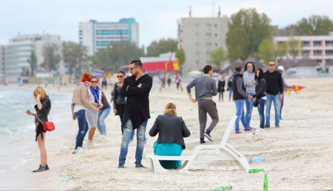 Foto: Să vină turiştii! Litoralul, pregătit pentru minivacanţa de 1 Mai
