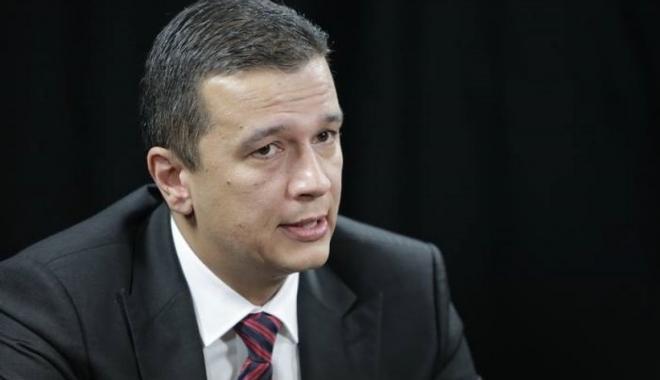 Foto: Ce spune Sorin Grindeanu despre alegerea lui Tudose ca premier