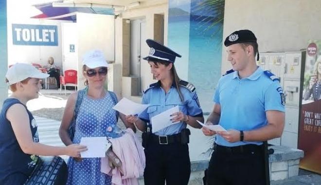 Poliţiştii au