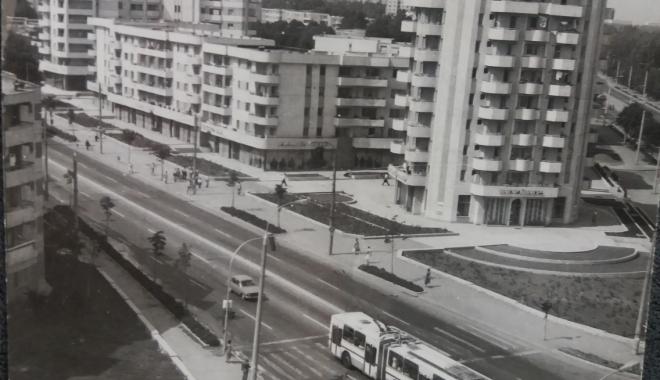 """Foto: Arhiva de Aur """"Cuget Liber"""". Constanţa anilor 80, ce oraş frumos am avut!"""