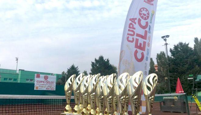 S-a încheiat a 12-a ediţie a Cupei CELCO la tenis, prima ediţie înscrisă în calendarul FRT - 2-1631872240.jpg