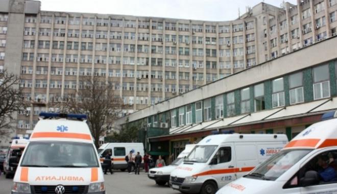Foto: Urgenţa Spitalului Judeţean, luată cu asalt. Cu ce probleme se confruntă constănţenii