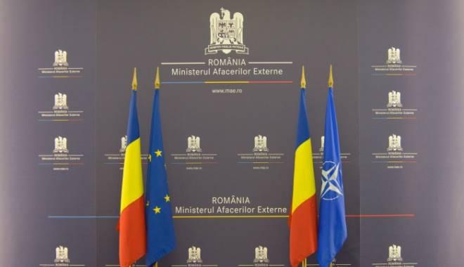 """Foto: """"România condamnă atacurile teroriste și sprijină lupta anti-teroristă"""""""
