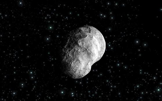 Foto: Un asteroid cât o casă va trece