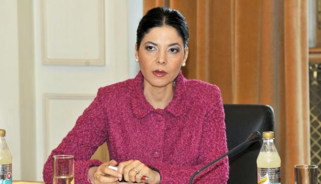 Foto: Ana Birchall: România va continua să susțină parcursul european al Georgiei