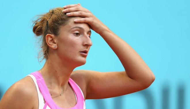Foto: Turneul de la Dubai. Irina Begu, eliminată în primul tur