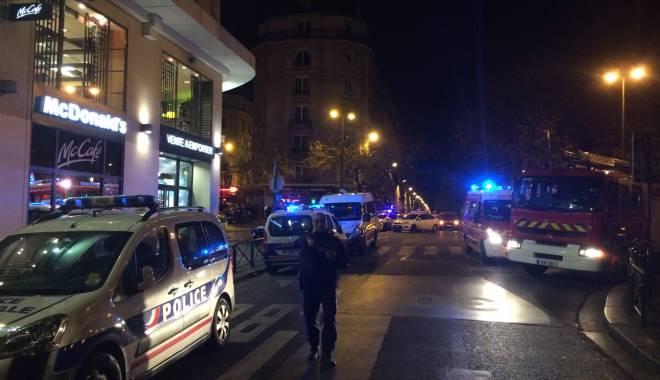 Foto: VIDEO. IMAGINI surprinse la scurt timp după atentatele de la Paris