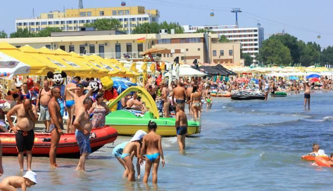 Foto: 2015, cel mai bun an al litoralului românesc. Care au fost cele mai căutate staţiuni