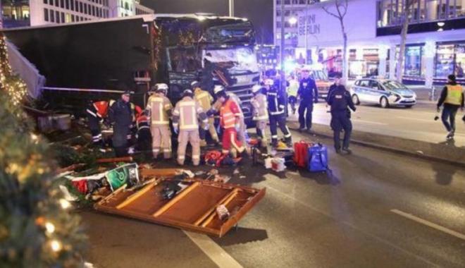 Foto: Noi arestări legate de atacul de la Berlin