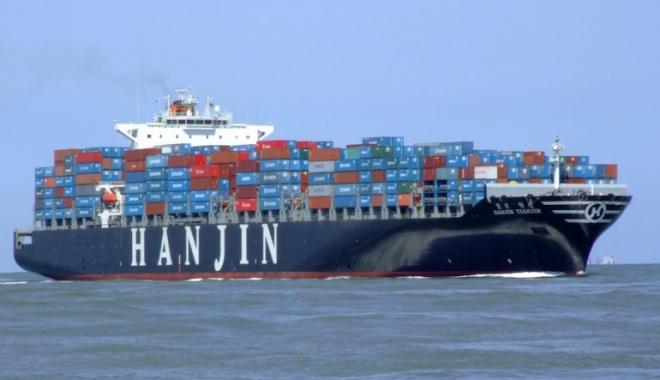 Foto: 2016 - un an prost pentru transportul maritim