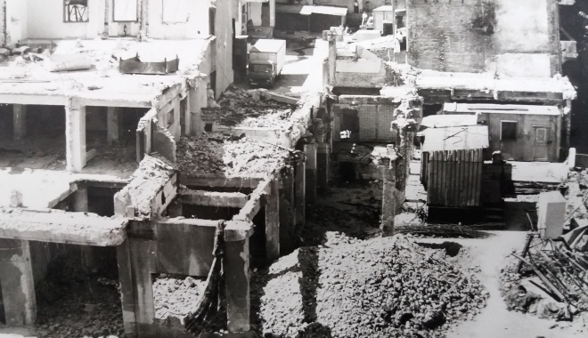 """Arhiva de Aur """"Cuget Liber"""". Scandalul Continental şi ruinele din mijlocul oraşului - 20171004133025-1507117134.jpg"""