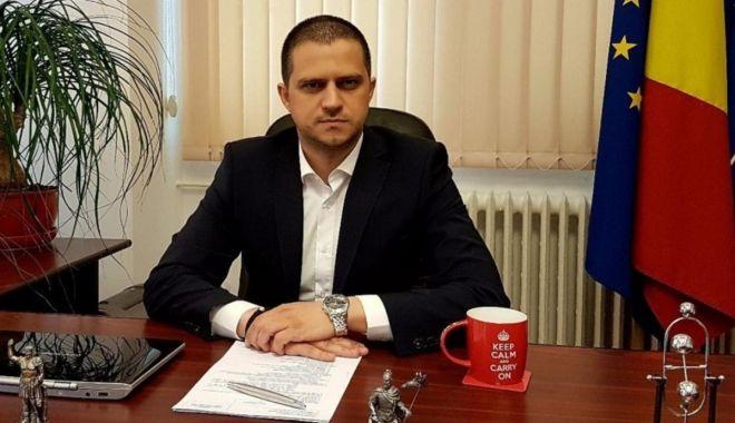 Foto: Bogdan Gheorghe Trif, propus ministru al turismului