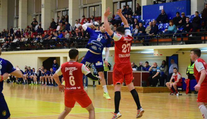 Foto: GALERIE FOTO / HC Dobrogea Sud Constanța, victorie în partida cu HC Vaslui