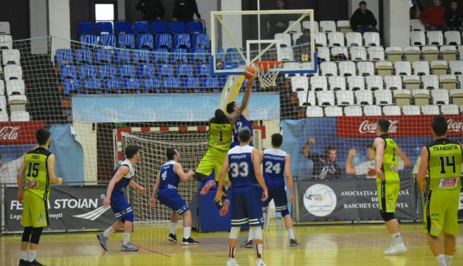 Foto: GALERIE FOTO / BC Athletic Constanța, victorie de senzație împotriva CSO Voluntari