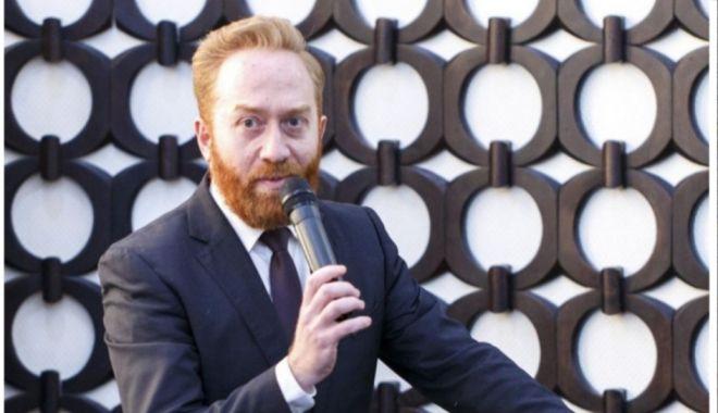 Foto: Noul director al Teatrului de Stat Constanța, scos din joben de șeful CJC