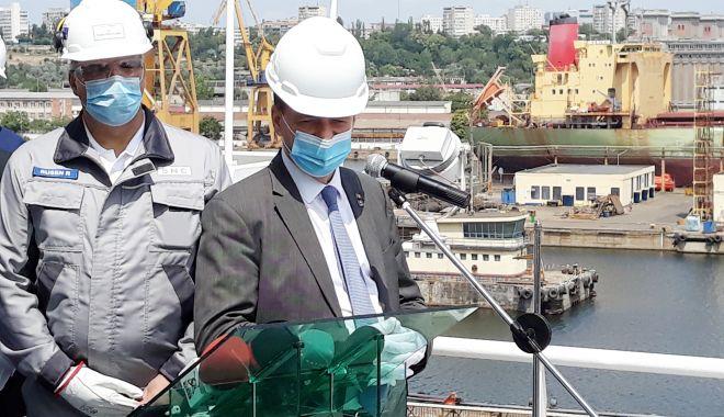Premierul Ludovic Orban, în vizită la Constanța. Întâlnire de lucru, la Șantierul Naval Constanța - 20200723123750-1595503246.jpg