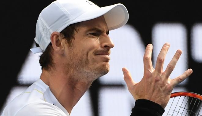 Foto: Veşti proaste din tenis. Decizie radicală, luată de Andy Murray