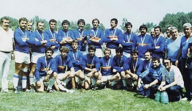 Foto: 20 de ani de la ultimul titlu cucerit de rugby-ul constănţean