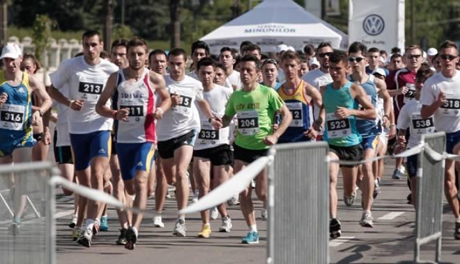 Foto: 21 septembrie, ultima zi de înscrieri online la Maratonul Bucureşti
