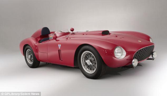 Ferrari, ediție limitată, scos la licitație. Iată prețul - 2101ferrari-1390302117.jpg