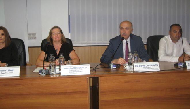 Foto: 21 milioane de euro așteaptă să fie accesate de IMM-urile constănțene