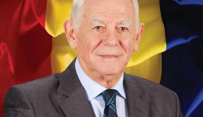 Foto: Teodor Meleşcanu participă la reuniunea CAE de la Bruxelles