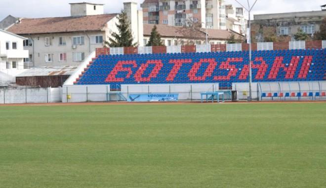 Foto: Cine va deveni acţionar la FC Botoşani