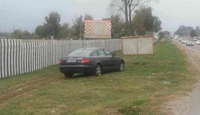 Foto: VIDEO / Scene incredibile la Constanţa! Un şofer DROGAT a ieşit în decor, după ce a fugit de medicii care l-au găsit căzut pe stradă