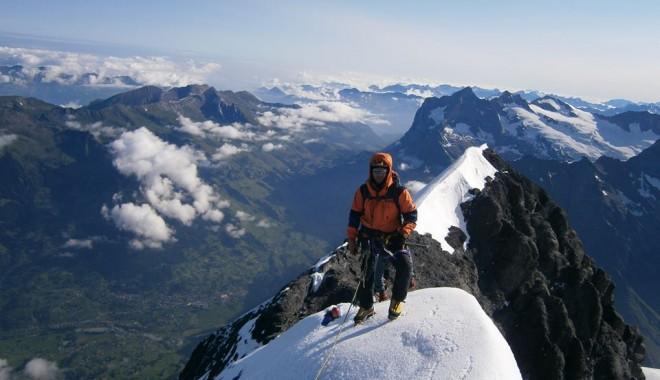 Foto: TRAGEDIE / Un alpinist constănţean a murit după ce s-a prăbuşit în gol, în Munţii Alpi - Galerie FOTO