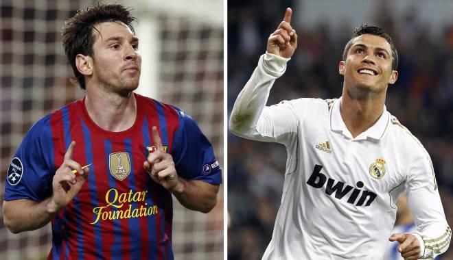 Foto: Cristiano Ronaldo putea fi coleg cu Lionel Messi