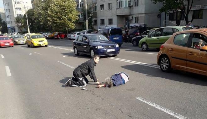 Foto: VEŞTI DE ULTIM MOMENT despre bărbatul lovit de şoferul fugar, pe Soveja