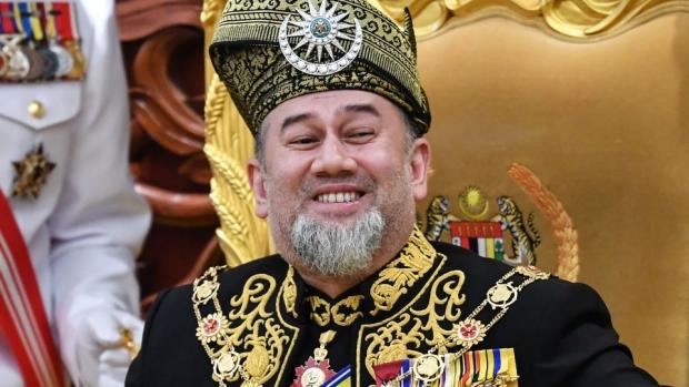 Foto: Regele Malaeziei a abdicat