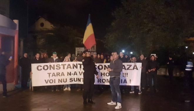 UPDATE. MARȘ PENTRU JUSTIȚIE, LA CONSTANȚA