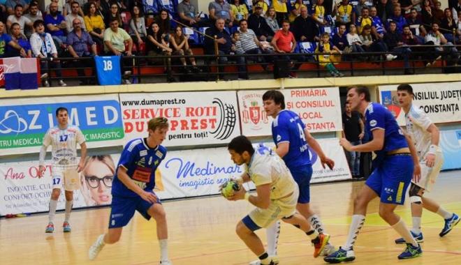 """Foto: """"Ne gândim  la Magdeburg, dar nu avem voie să neglijăm campionatul"""""""