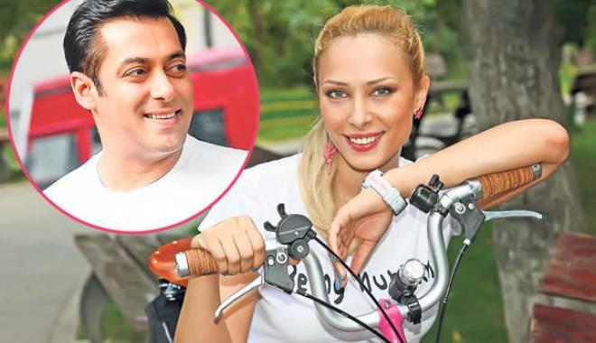 Foto: De ce nu a mai luat-o de nevastă Salman Khan pe Iulia Vântur