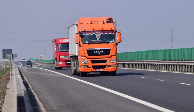 Foto: RESTRICȚII PE A2! Reparațiile încurcă traficul