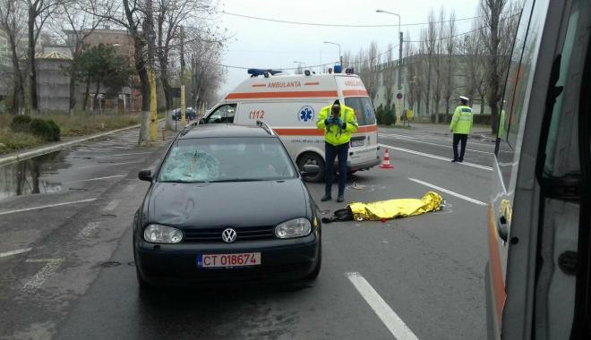 Foto: Ce spune Poliţia despre ACCIDENTUL MORTAL, de azi, din Mamaia