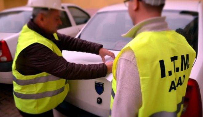 Foto: Controale de amploare ale ITM! Amenzi pentru neregulile depistate