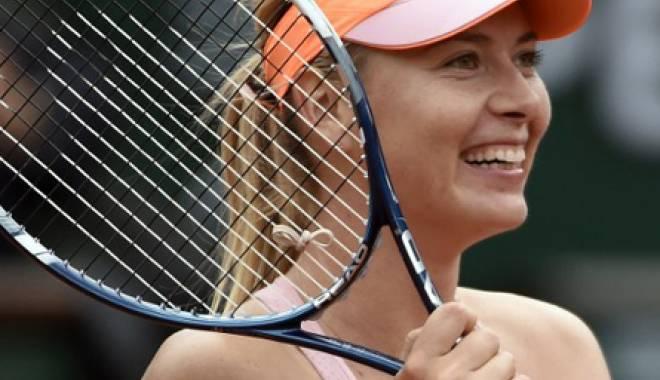 Foto: Maria Șarapova, forfait pentru întâlnirea din Fed Cup cu Germania