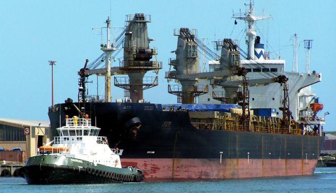 Foto: 263 de nave sub standard  au fost reținute în porturile  de la Marea Neagră