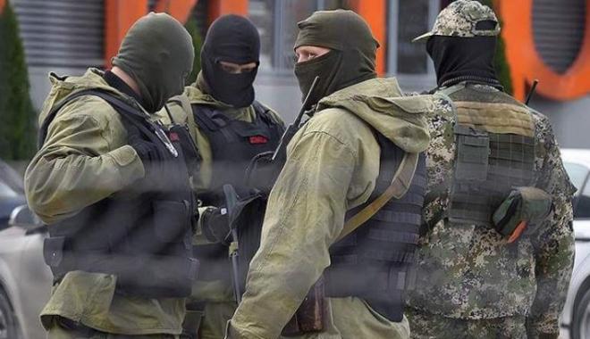 Foto: Atac şocant la frontiera Rusiei: grănicer ucis. Un atacator s-a detonat